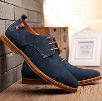 z10065a plus size fashion shoes men genuine leather mens casual shoes