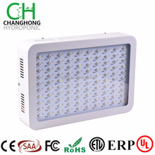 High Quality Hydroponic Full spectrum electroplate 300w panel plant grow light horticulture 5 years warrantly led grow light