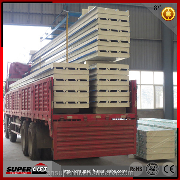 PU sandwich roof panel