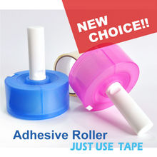 2017 New popular cleaning tape sticky lint roller cloth lint roller