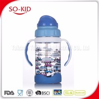 Creative Colorful best selling products plastic sports water bottles