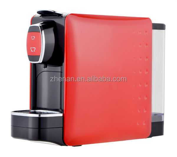 the hot selling Lavazza capsule coffee machine
