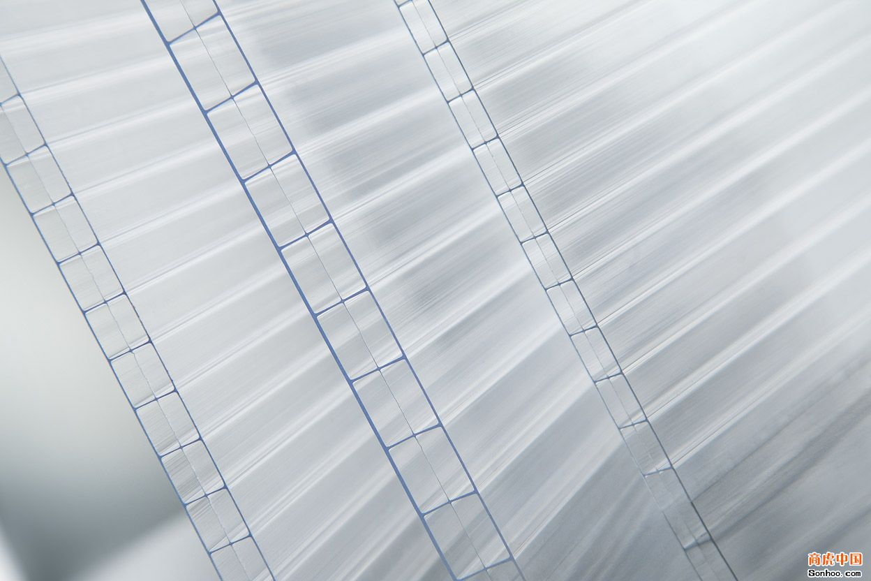 8mm 10mm Hollow Polycarbonate Sheet For Greenhouse Buy
