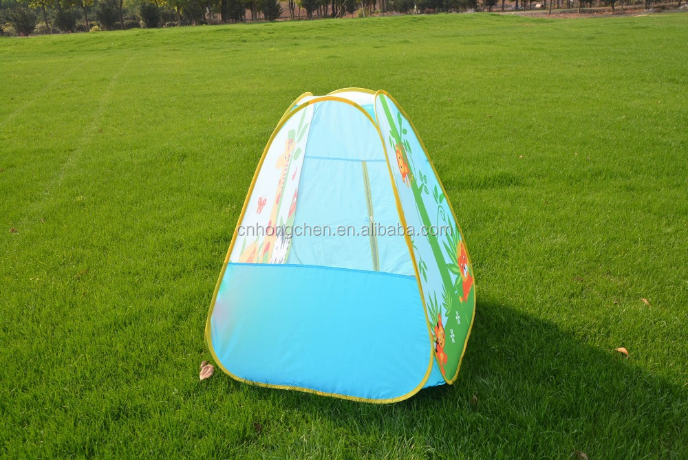 2016 hot sale portable chilren play tent