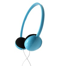Kids fashion DIY customized OEM newest trendy stylish colourful headsets 2016