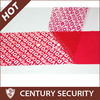 void security tape tamper evident tape for carton sealing