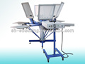 Screen printing manual press