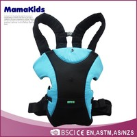 2014 safety higher quality leather baby carrier
