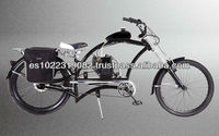 24 inch 80cc 4-stroke gas motoried bicycle