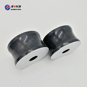 Oem spring buffer rubber mounts for bridge