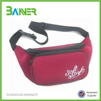 Fashion with high quality waterproof waist camera bags