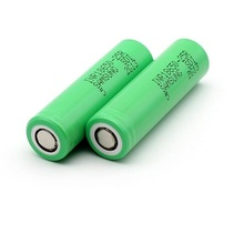 Rechargeable samsung 25r 18650 li-ion battery for hoverboard