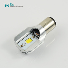 15W M2S 1650LM motorcycle led driving lights