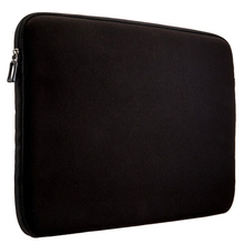 Custom Sleeve Lightweight Black Color Neoprene Laptop Case 17.3