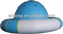 inflatable water toys, inflatable Rotating Top, water planet saturn