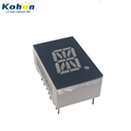 Long span life and excellent quality 1 digit 0.50inch common anode LED alphanumeric display
