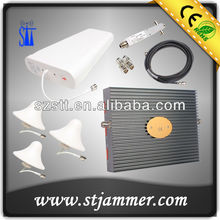 tri-band 900/1800/2100 Mhz Signal Repeater, 3G signal booster Triple Band Cellphone signal booster/ tri-band cell phone booster