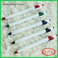 Promotional high quality and low price ballpoint pen
