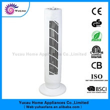 2017 hot sale 29 inch oscillation tower fan good quality best price low price