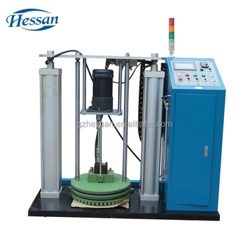 High frequency pur hot melt woodworking wood glue machine
