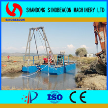 2017 High Quality Low Cost 8/6 Inches Sand Mining Boat For Sale