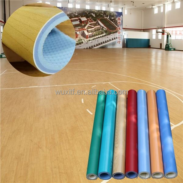Fireproof high quality used wood basketball floors for sale with CE/ISO