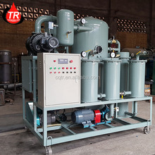 Double-stage Vacuum Transformer Oil Processing Machine