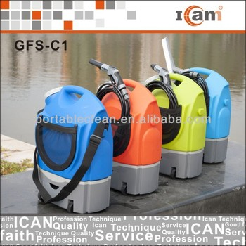 12V portable pressure washer Battery Operated Cordless Mobile car wash system air conditioner Cleaner