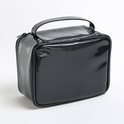 Black Waterproof Hanging Makeup Cosmetic bag Case Toiletries Travel Kit Organizer Cosmetic Case