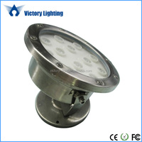 swimming pool led light lamp waterproof ip68 multi color underwater led lights for fountains and aquarium