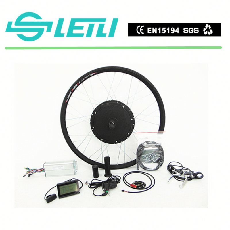 Rear Hub motor Wheel Electric Bicycle 20 inch Motor Kit 48v 1000w with LCD display