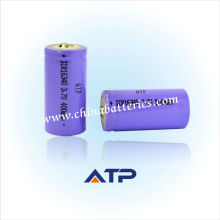 Laser Pointer Rechargeable Battery / ATP ICR 16430 li ion Battery 400mAh 3.7V