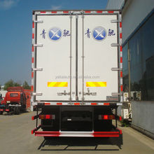 refrigerated cold room van truck for sale