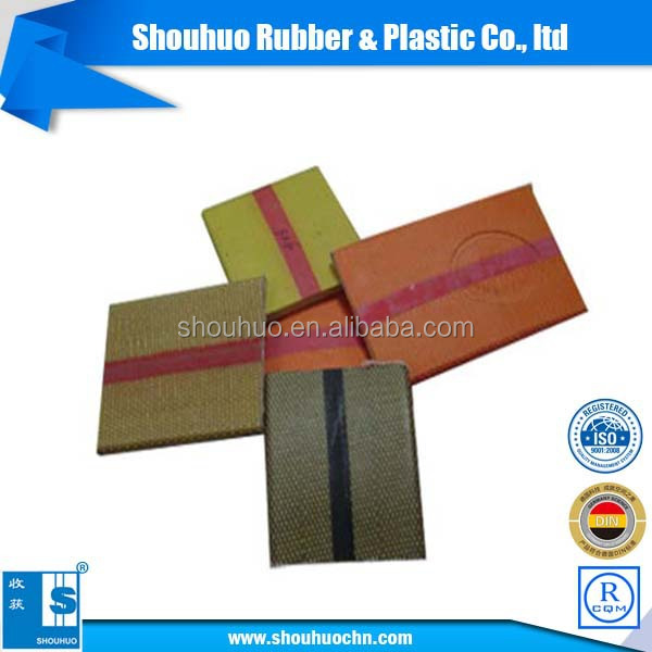 nylon transmission flat belt