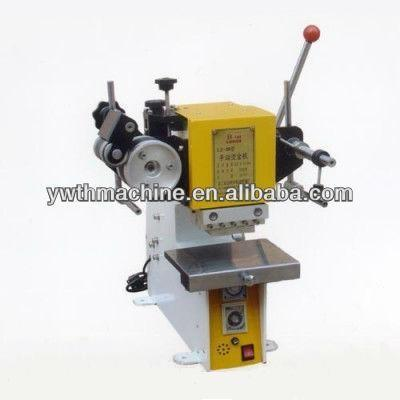 Business Cards Foil Gilding Machine