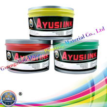 CMKY dry fast (uv) offset printing inks factory web offset printing ink