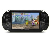 4.3 inch 8GB 64Bit handheld game console Built-in 1200 games for NEOGEO/CPS/FC/SNES/GB/GBC/GBA/SMD/SEGA MP4