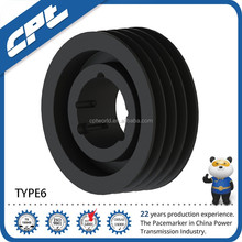 Hot Sale SPC-04 v groove belt iron cast pulley wheel
