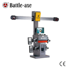 Battle-axe 708X top quality car wheel alignment machine price for sale