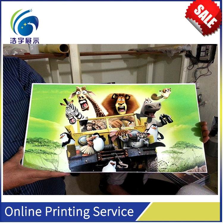 CMYK Customizable Digital Printing