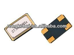 SGR-8002DB-PCB High Frequency SMD Oscillator Surface Mount CRYSTAL 24.000 MHz/30 ppm 32.7680MHZ