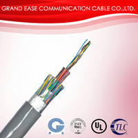 Multi pair telephone cable 10 to 2400 pair