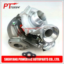 Complete turbo turbocharger for BMW X3 2.0d (E83/E83N) garrett turbolader whole turbine 750431-5009S / 717478 / 7787626F