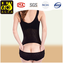 2017 hot selling women slimming body shaper with lift hips,breast and jacquard weave Y258
