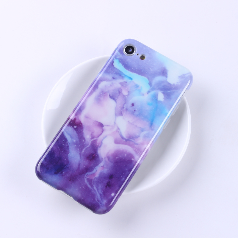Wholesale bulk cheap marble phone cases mobile accessories tpu phone cover for iPhone 7 / 7 Plus case
