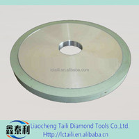 Vitrified bond diamond wheel for PCD machine