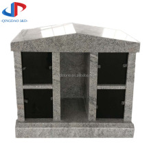 Sand wave granite niches columbarium