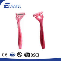 Wholesale Fashion Design Comfortable Hot Sale Two Sided Razor Blade