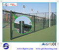 Guangzhou supplying PVC-coated ranch chain link fence ZX-GHW03