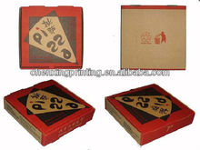 Coustom Various Size High Quality Brown Kraft Paper Packaging Boxes for Pizza
